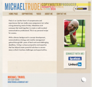 Michael Trudel Home Page